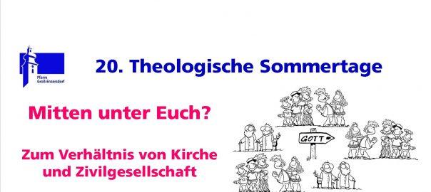 Theologische Sommertage 2016